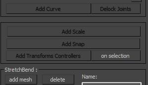 Doc AddScaleSnapTransform